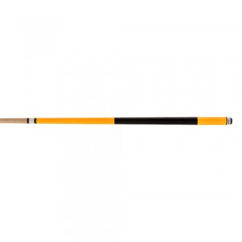 Pool-Cue Neon-Star orange