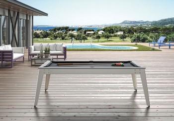 Pool-Billardtisch Karibik Outdoor 6 ft.