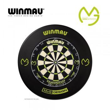 Catchring Winmau MvG schwarz 4417