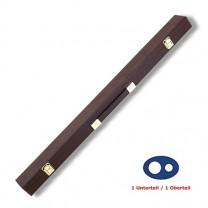 Cue-Koffer Standard 1/1, schwarz
