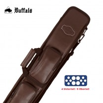 Cue-Tasche Buffalo 4/8 braun