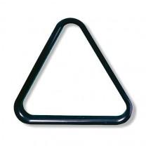 Triangel PVC schwarz 57.2mm