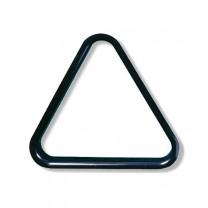 Triangel PVC schwarz 48mm