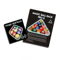 Magic Ball Rack Pro Set 8, 9, 10-Ball