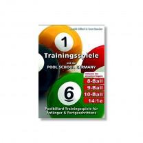 Buch Training + Spielregel Pool