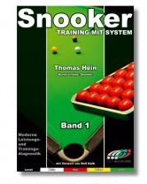 PAT Trainingsheft WPA Stufe 1, Snooker