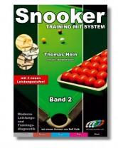 PAT Trainingsheft WPA Stufe 2, Snooker