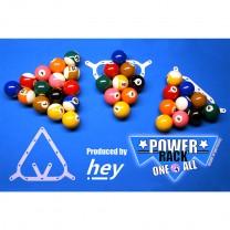 Power Rack, one 4 all (8er-Ball, 9er-Ball, 10-Ball)