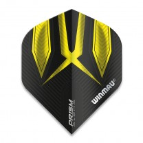 Fly Winmau Alpha Standard, Black/Yellow 6915-172