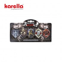 Fly Display Karella 5-Sets Alchemy Skulls