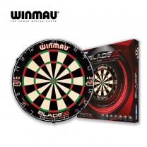 Dartboard Winmau Blade 5 Dual Core (LIEFERBAR AB CA. MITTE APRIL)