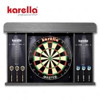 "Dart-Cabinet ""Arena"" mit LED - Beleuchtung"