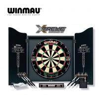 Dartboard/Cabinet-Set Winmau Xtreme inkl. Zubehör