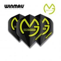 Fly Winmau Player Mega Standard MvG 6900-231 schwarz