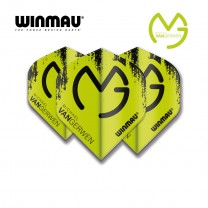 Fly Winmau Player Mega Standard MvG 6900-232 grün/schwarz
