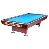 Pool-Billardtisch Olio 8ft. mahagony