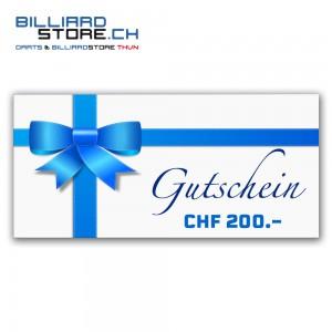 Gutschein Fr. 200.-