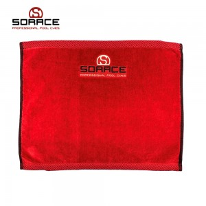 Handtuch Frottier Sorace 42 x 34 cm, red