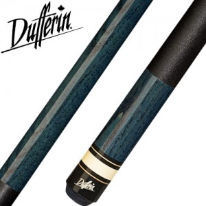 Pool-Cue Dufferin Junior DJ-1 blau