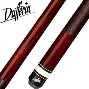 Pool-Cue Dufferin Junior DJ-2 rot