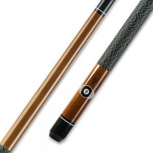 Pool-Cue Eight-Ball 13mm, braun
