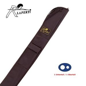 Cue-Tasche Laperti 1/1, schwarz