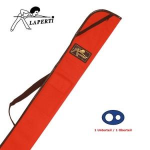 Cue-Tasche Laperti 1/1, rot