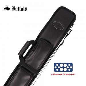 Cue-Tasche Buffalo 4/8 schwarz