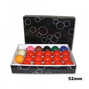 Kugeln Snooker 52mm Standard