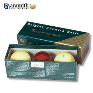 Carom-Ballsatz 61.5mm Super Aramith