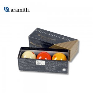 Kugeln Carom 61,5mm Aramith-Pro Cup