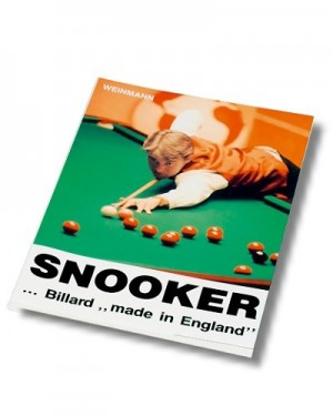 Buch Snooker Made in England