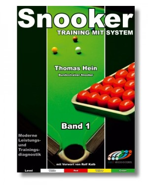 PAT Trainingsheft WPA Stufe 1, Snooker