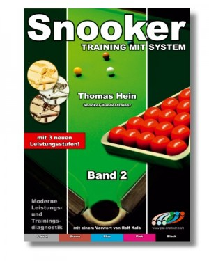 PAT Trainingsheft WPA Stufe 2, Snooker