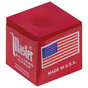 Kreide Master, rot 12er Pack