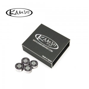 Klebleder Kamui Black 14mm
