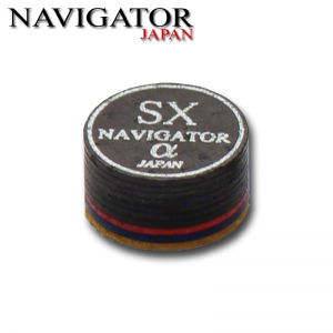 Navigator Alpha Pool Cue Tip 14mm