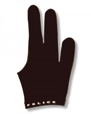 Handschuh Felice, schwarz
