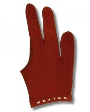 Handschuh Felice, rot