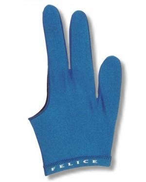 Handschuh Felice, blau