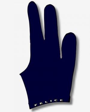 Handschuh Felice, dunkelblau
