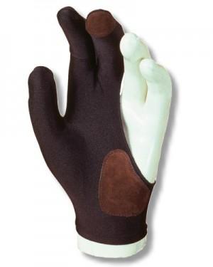 "Handschuh Laperti mit Leder ""M"""