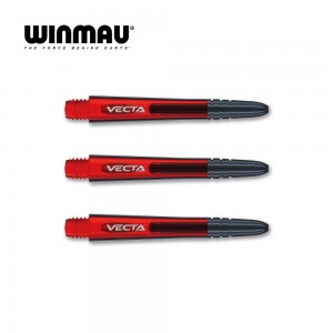 Winmau Shaft Vecta red 7025