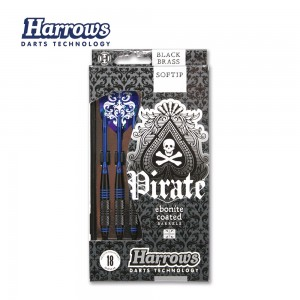 Softdart Harrows Pirat