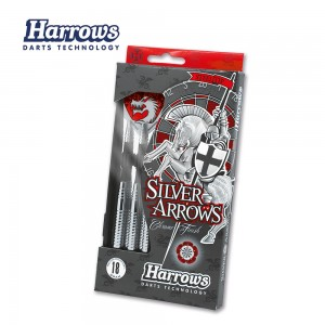 Steeldart Harrows Silver Arrows