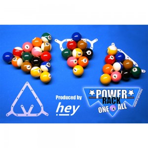 Power Rack, one 4 all (8er-Ball, 9er-Ball, 10-Ball)