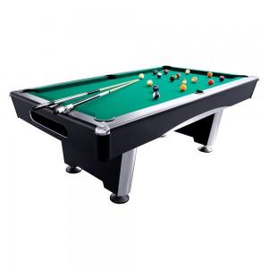 Pool-Billardtisch Thun 7ft. schwarz, AUSSTELLUNGSMODELL