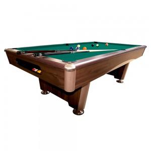 Pool-Billardtisch Thun 7-8 ft. braun
