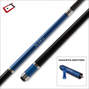 Cue Set Cuetec Cynergy SVB, Metalic Blue