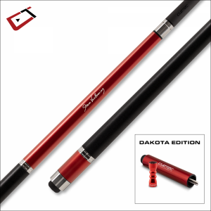 Cue Set Cuetec Cynergy SVB, Metalic Red